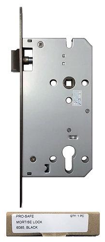 P European Mortice Lockcase (White Sticker) 60x85 BK 1336
