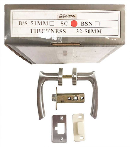 Lever Handle B61010BSN 51mm SC 1342