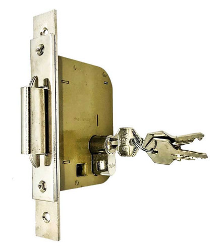 Mortice Hook Lockcase 5140050002 (51450 F24) SN 0156