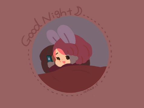 寝る前の一時.png