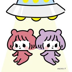 UFOの子