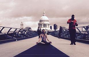private yoga London