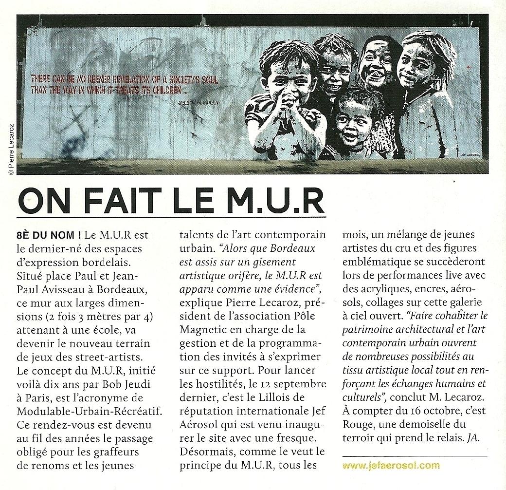 Article paru dans Vivre Bordeaux le 18-10-2017 (1)