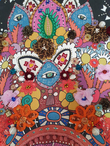 Zalipie Hippy Detail 4