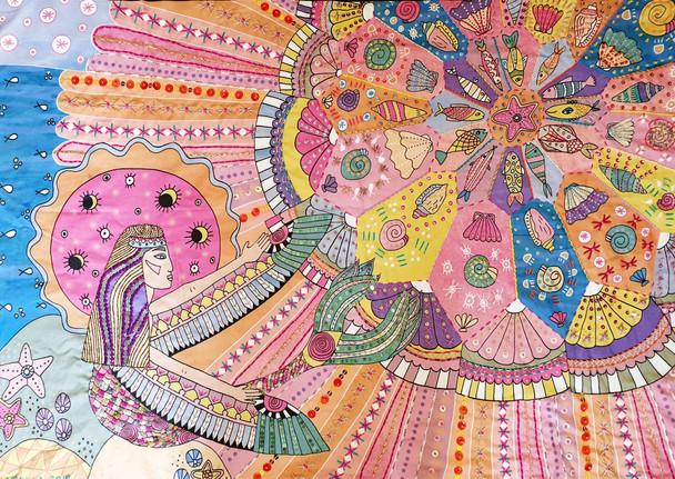 Mermafia Tapestry