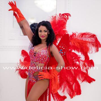 Danseuse brésil