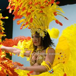Tournage danseuse brésil
