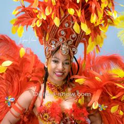 Danseuse brésilienne tournage