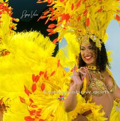 Tournage clip avec danseuses brésiliennes
