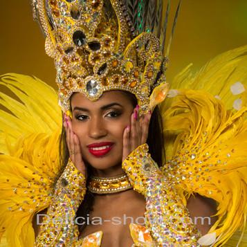Danseuse brazil