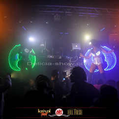 Duo animation Led discothèque