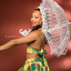Danseuse tropicale