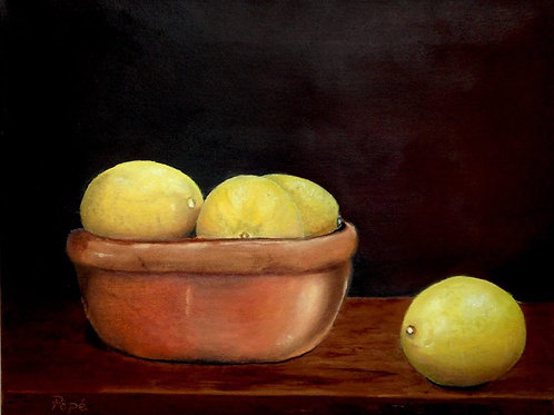 COUNTRY LEMONS - SOLD