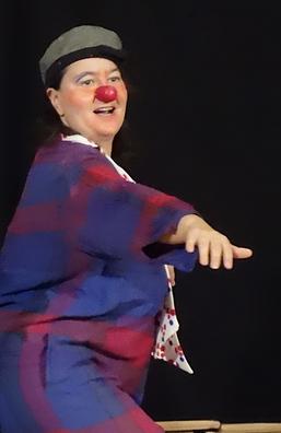 Clown Lyon stage - Chantal Poullain Clown