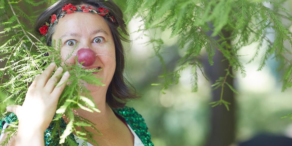 Clown et nature Août 2021