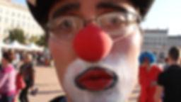 Clown lyon stage, chantal Poullain formation clown
