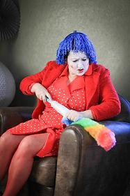 Atelier hebdomadaire clown Lyon Chantal Poullain Stage clown entreprise team building