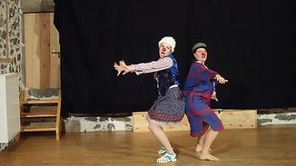 Clown lyon - Chantal Poullain - Stage - Atelier initiation clown - Clown perfctionnement