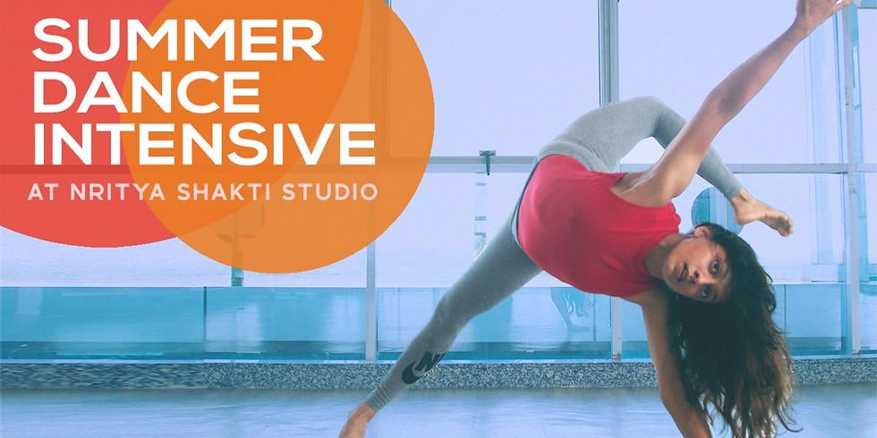 SUMMER DANCE INTENSIVE PROGRAM
