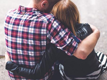 La sicurezza di un abbraccio