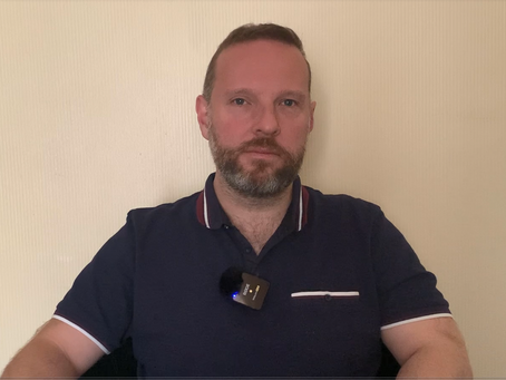 Interview with Dr James Erskine BSc, MSc, PhD, DCounsPsy, CPsychol, CertMedEd