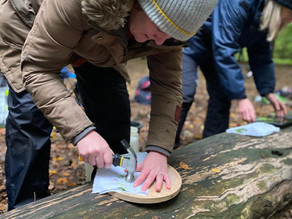 Adult Forest School (Hitchwood) - Almost fully booked