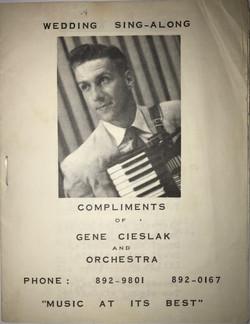 Gene Cieslak Orchestra