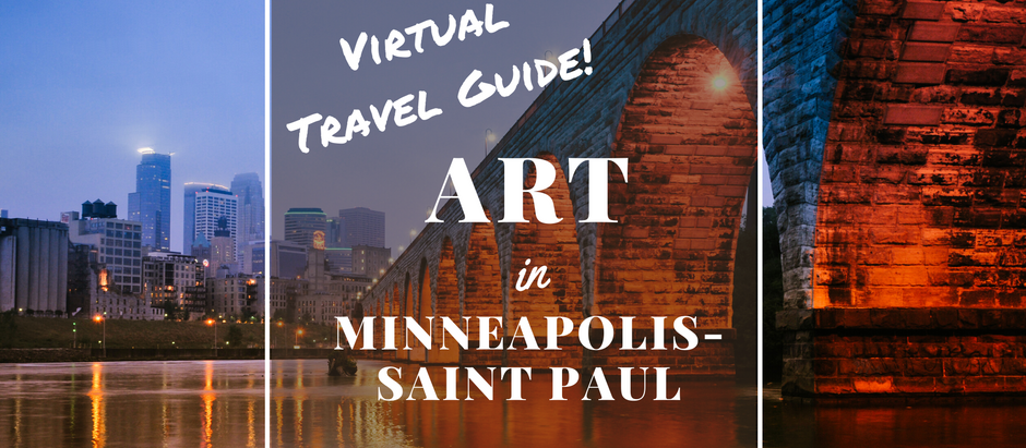 Virtual Art Tour: Minneapolis - Saint Paul