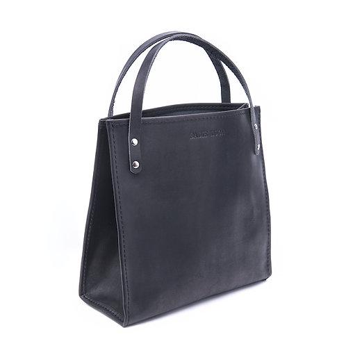 Bathory Handbag - Black