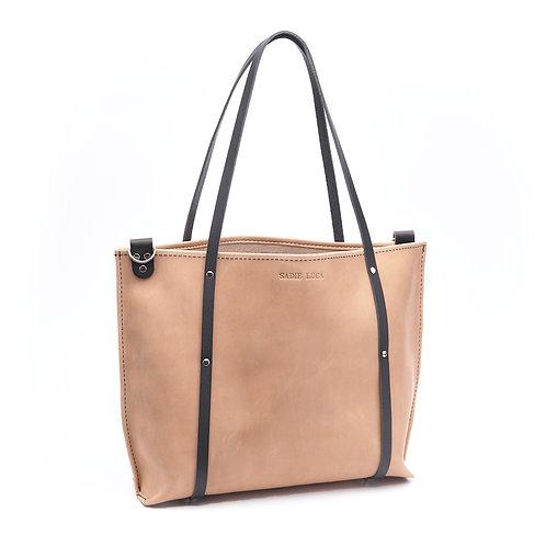 Sadie Shoulder Bag - Natural