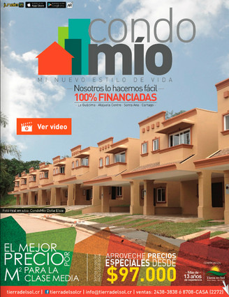 Condomío, una exitosa constructora de vivienda que aprovecha las ventajas de la Tecnología Meccano.