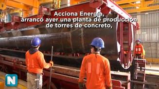 Meccano en la industria de la energía sustentable
