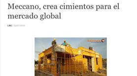 Meccano / TechBA - Expansión y afianzamiento en el mercado global