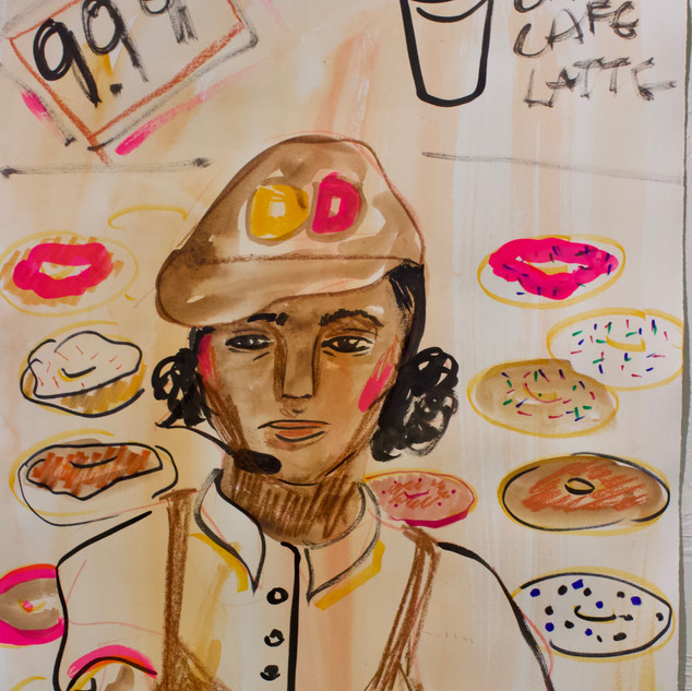 Dunkin Manager