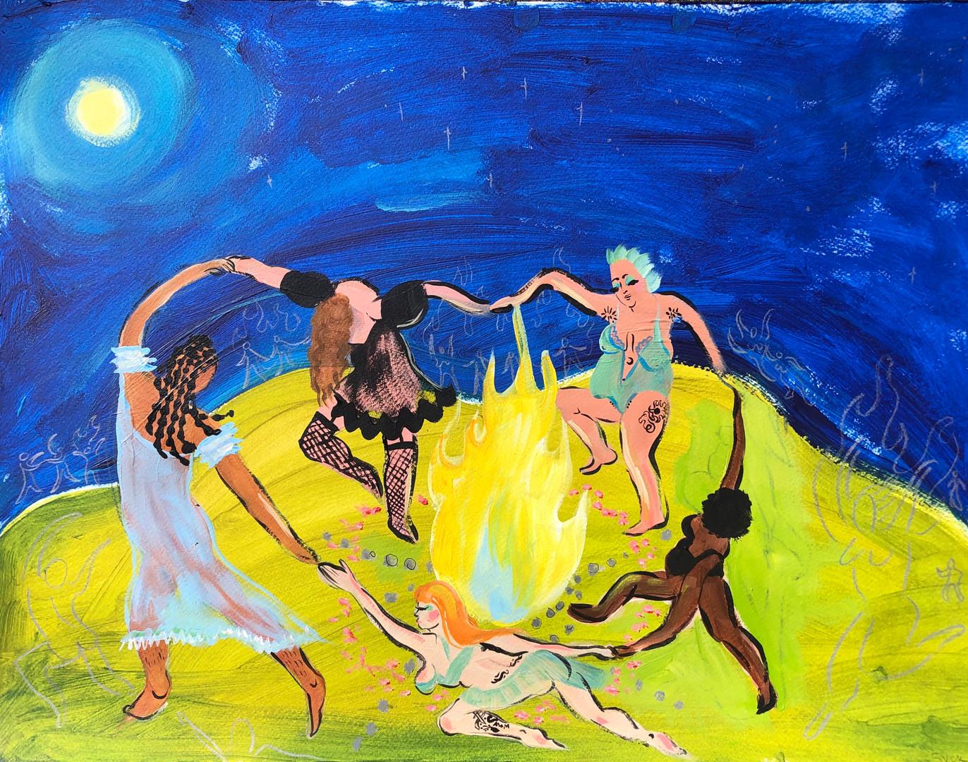 Lineage (Moon Dance)