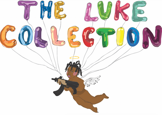The Luke Collection logo, 2018