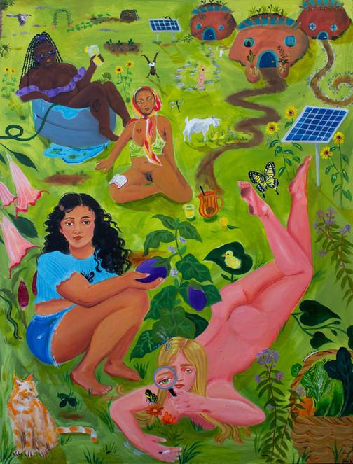 The Garden of Revolutionary Pleasures