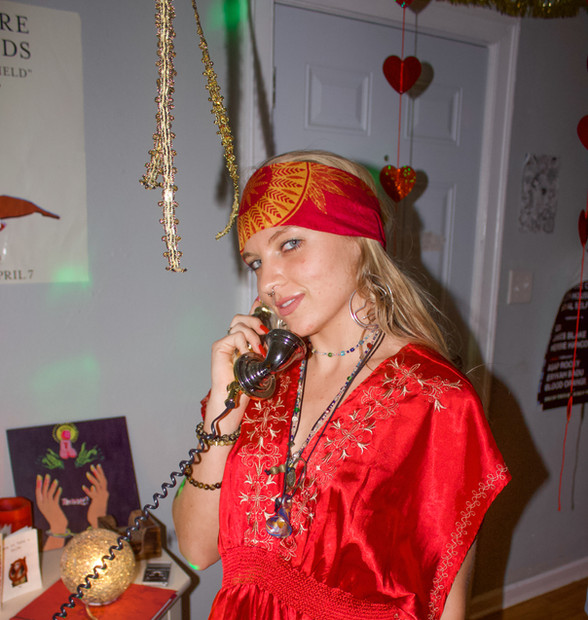 Kayla, manifestations of luv celebration