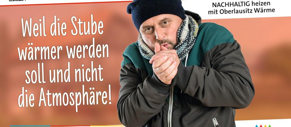 Die Baumesse Löbau: Bauherren von heute setzen auf Fernwärme!