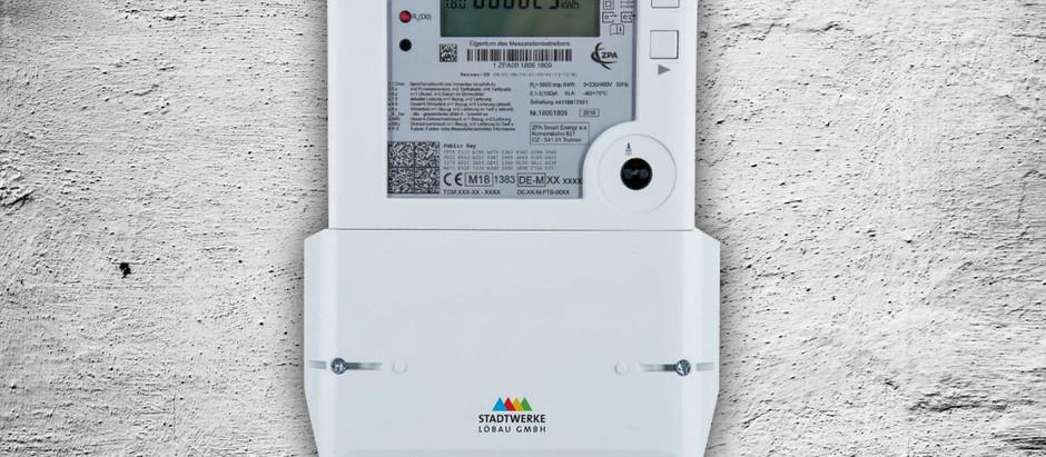 Moderne Strommesstechnik für alle:  Im April 2019 startet die Einführung