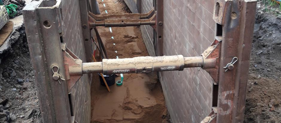 Damit alles gut abläuft: Wir modernisieren die Abwasserentsorgung im Löbauer Süden
