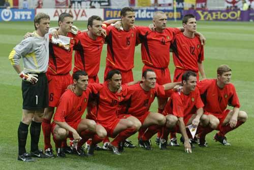 Japan-Belgie 2002