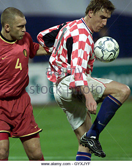 Belgie-Kroatie