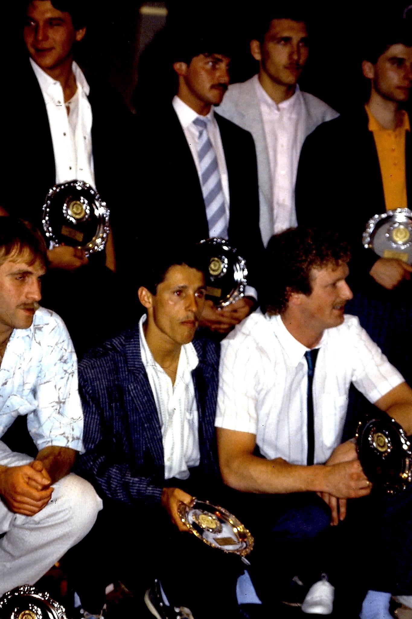 Champion KBS 1986-87