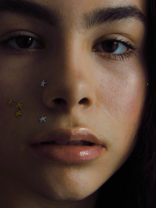 BEAUTY MARKS ARE  LIKE CONSTELLATION