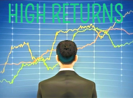 safe investments with high returns in India