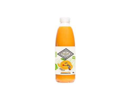 Naranja y Canela