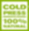 Cold Press 100% Natural logo.png