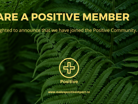 Tellus is a Positive member!