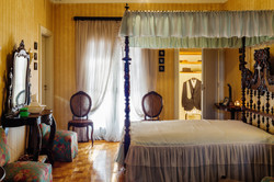 Dormitório preservado